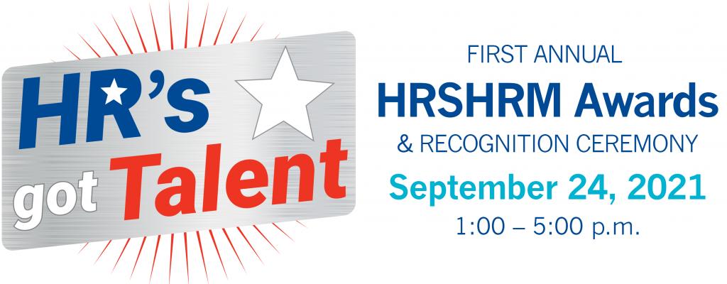 2021 HRSHRM Awards