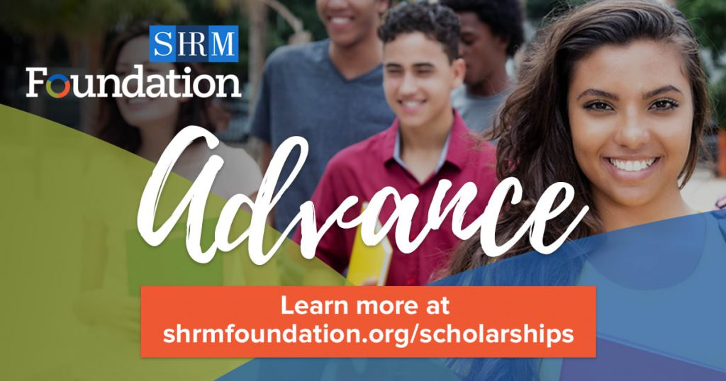 SHRM Foundation Scholarship