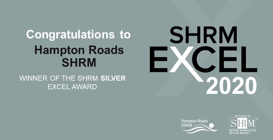 2020 SHRM Silver Chapter Award